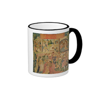 The Story of Perseus, 15th-16th century Ringer Mug