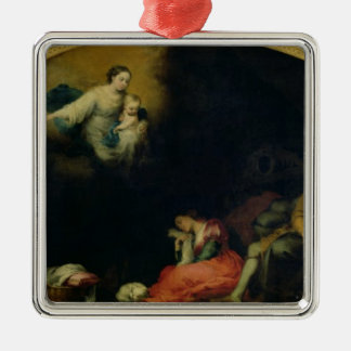 The Story of the Foundation of Santa Maria Maggior Christmas Ornament