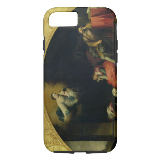 The Story of the Foundation of Santa Maria Maggior iPhone 8/7 Case