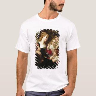 The Storyteller, 1874 (oil on canvas) T-Shirt