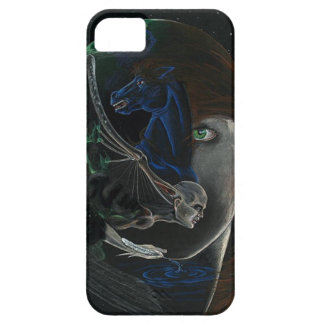 """The Strain"" Fantasy Horse Iphone Five Case iPhone 5 Cover"