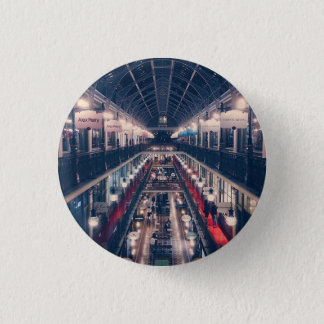 The Strand Arcade, Sydney 3 Cm Round Badge