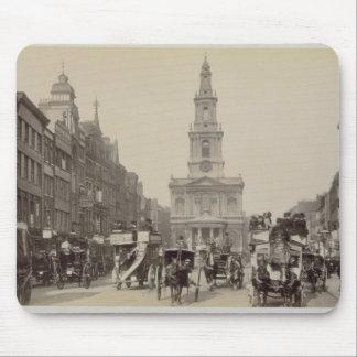The Strand, c.1880 (sepia photo) Mouse Pad
