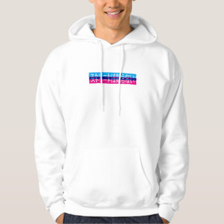 """The street doesn't know"" in Japanese 3D Hoodie"