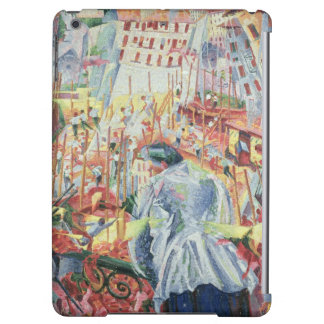 The Street Enters the House, 1911 iPad Air Case