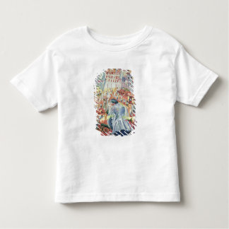 The Street Enters the House, 1911 Toddler T-Shirt