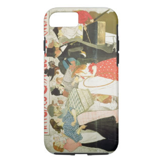 'The Street', for the printer Charles Verne iPhone 8/7 Case