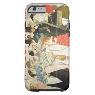 'The Street', for the printer Charles Verne Tough iPhone 6 Case