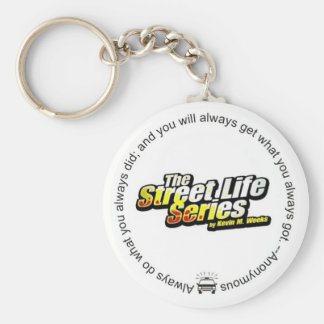 The Street Life Series Keychain