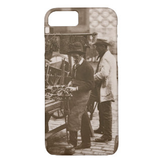 The Street Locksmith, from 'Street Life in London' iPhone 8/7 Case