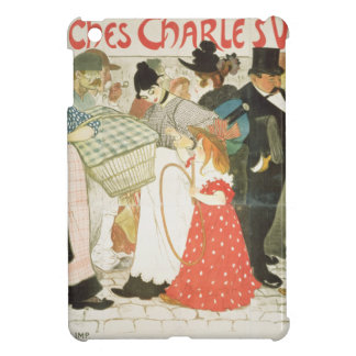 'The Street', poster for the printer Charles Verne iPad Mini Cases