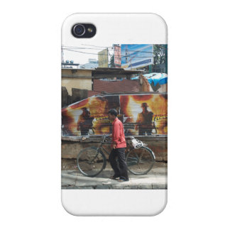 The streets of India.. Cases For iPhone 4