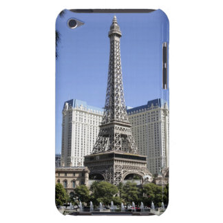 The Strip, Paris Las Vegas, Luxury Hotel iPod Touch Cover