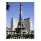 The Strip, Paris Las Vegas, Luxury Hotel Postcard