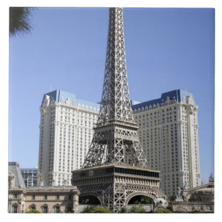 The Strip, Paris Las Vegas, Luxury Hotel Tile