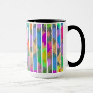 The Striped Balloon Mug