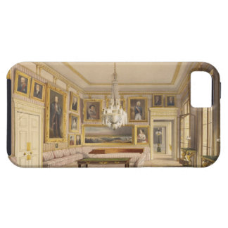The Striped Drawing Room, Apsley House, 1853 (prin iPhone 5 Case