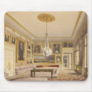 The Striped Drawing Room, Apsley House, 1853 (prin Mouse Pad