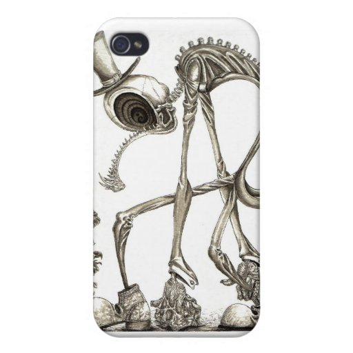 The Stroll iPhone 4/4S Covers