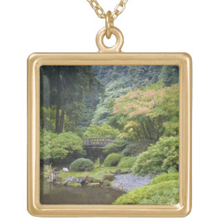 The Strolling Pond with Moon Bridge Jewelry