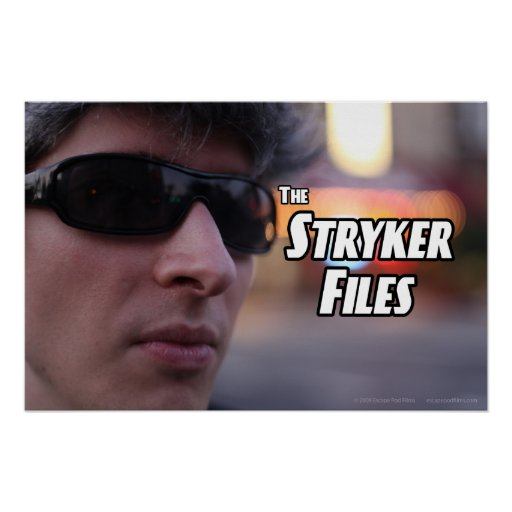 The Stryker Files Poster