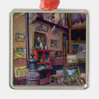 The Studio 50, rue Saint-Didier Christmas Ornament