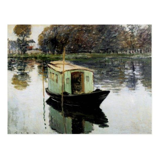 The Studio Boat Postcard
