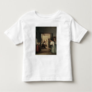 The Studio of Ingres in Rome, 1818 Toddler T-Shirt
