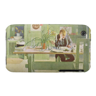 The Study Room, pub. in 'Lasst Licht Hinin'(`Let i iPhone 3 Case-Mate Cases