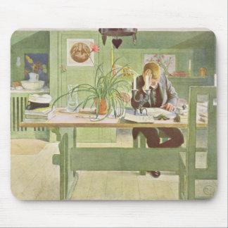 The Study Room, pub. in 'Lasst Licht Hinin'(`Let i Mouse Mat