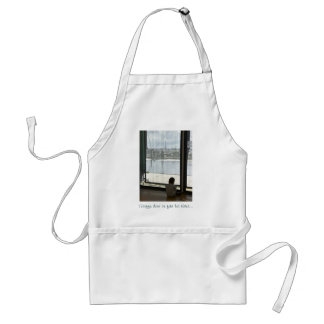 The Stuff That Dreams are Made of Aprons