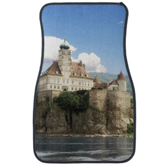 The stunning Schonbuhel Castle sits above the Car Mat
