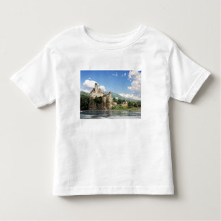 The stunning Schonbuhel Castle sits above the Tshirts