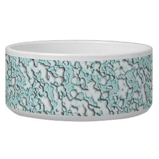 The Stylish Pet-Plaster-Blue-Water-Food-Dish