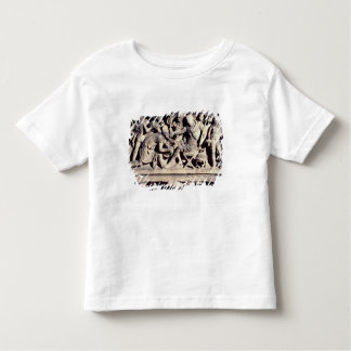 The submission of a barbarian to a Roman Toddler T-Shirt