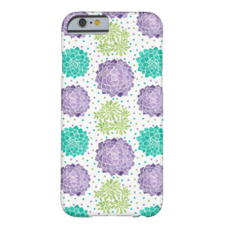 The Succulents Pattern Barely There iPhone 6 Case