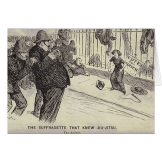 The Suffragette that Fought Back Card