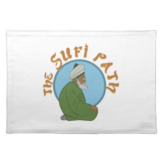 The Sufi Path Placemat