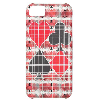The suits. cover for iPhone 5C