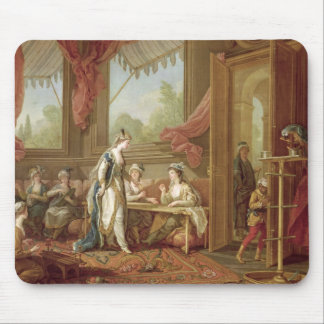 The Sultana Ordering Tapestries Mouse Mat