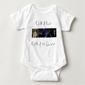 The Summer the Moon and Stars Shined Forever Onsie Baby Bodysuit