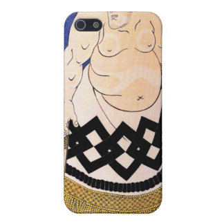 The Sumo Wrestler by Kuniyoshi Utagawa iPhone 5 Cases