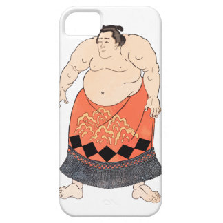 The Sumo Wrestler iPhone 5 Case