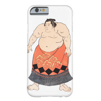 The Sumo Wrestler Barely There iPhone 6 Case