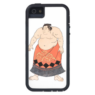 The Sumo Wrestler iPhone 5 Covers
