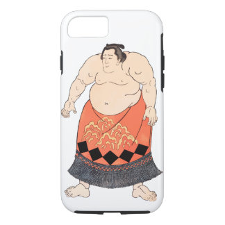 The Sumo Wrestler iPhone 8/7 Case