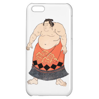 The Sumo Wrestler iPhone 5C Cover