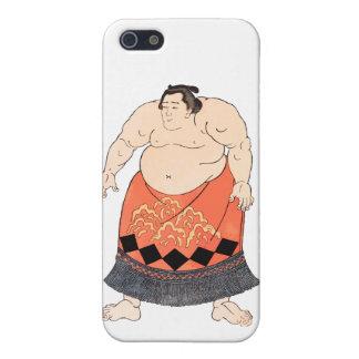 The Sumo Wrestler iPhone 5 Cases