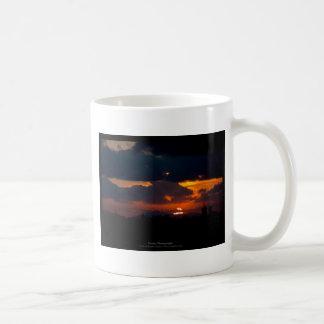 The sun 002 coffee mug