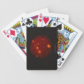 The Sun 4 Bicycle Playing Cards
